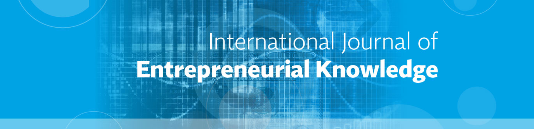 International Journal of Entrepreneurial Knowledge